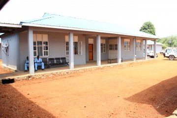 The new facilities at our hospital in Maban will allow for Samaritan's Purse to serve more people medically in Jesus' Name.