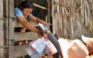 Flood Relief in Cambodia