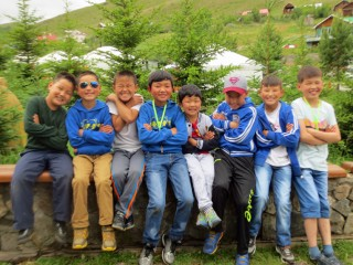Children's Heart Project Heart Camp Mongolia 2014