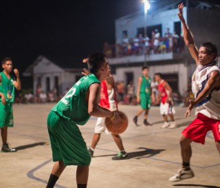 Healing Through Basketball