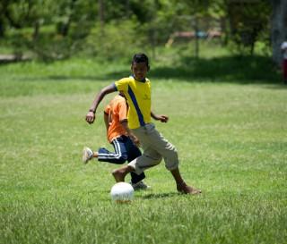 Soccer Combats Gang Violence