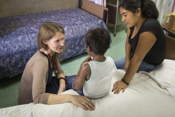 Dr. Judy Blumhofer went to Honduras through our Post-Residency Program and plans to stay indefinitely.