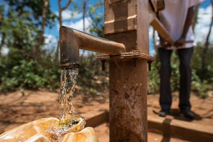 Revealing God Through Clean Water