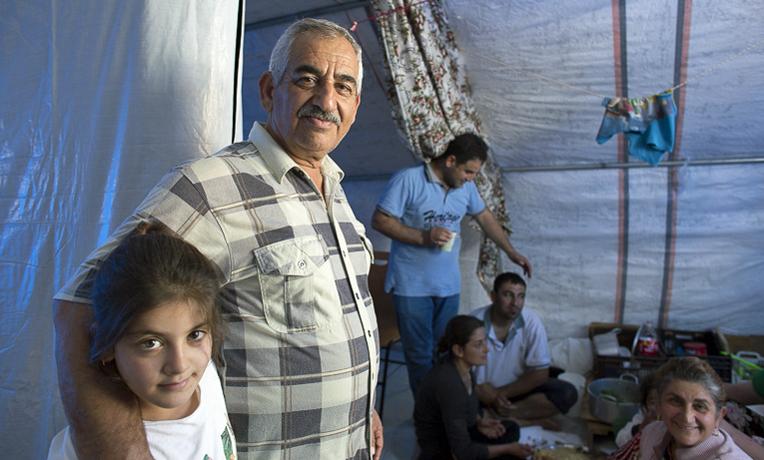 Samaritan's Purse delivers relief in Iraq