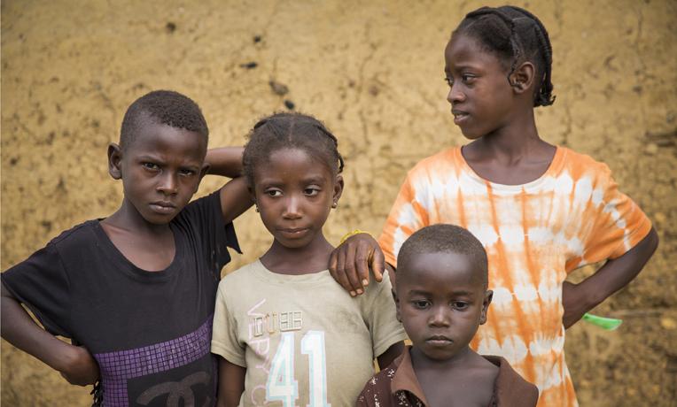 Ebola one year later Liberia