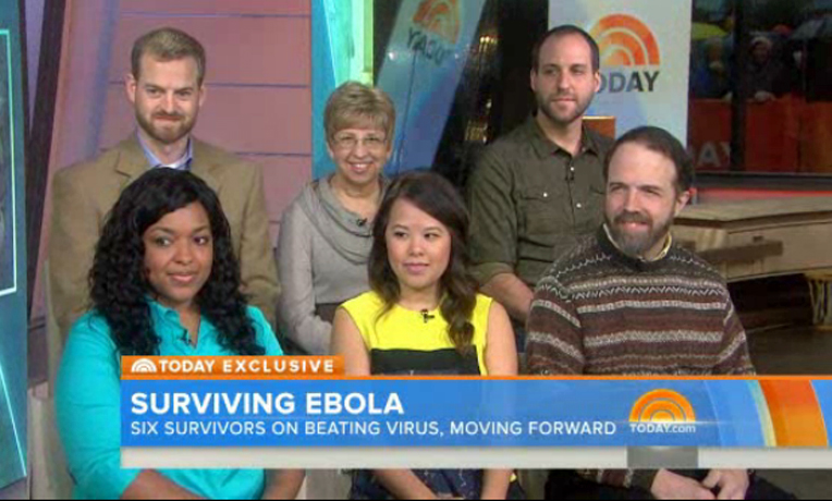 Dr. Brantly Gives Thanks on The Today Show