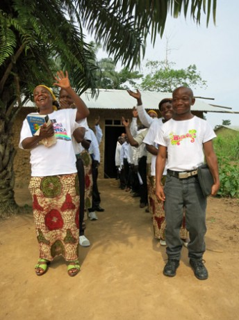 Revival in Northeastern Congo