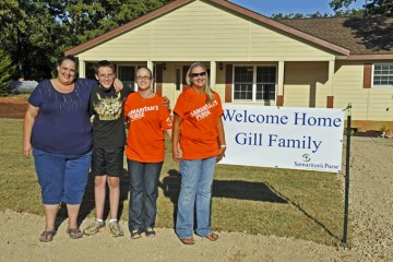 Samaritan's Purse is rebuilding homes for tornado victims in Oklahoma