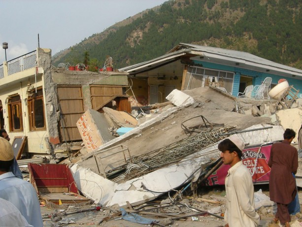In 2005, Samaritan's Purse provided emergency relief in the aftermath of a devastating earthquake.