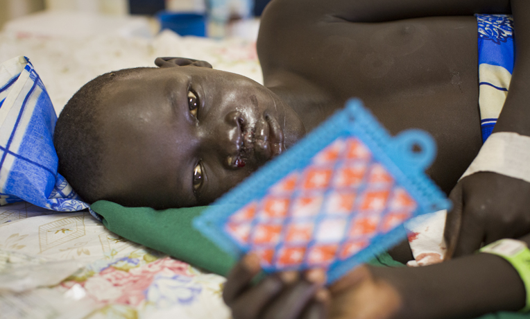 A Week of Hope and Healing in South Sudan
