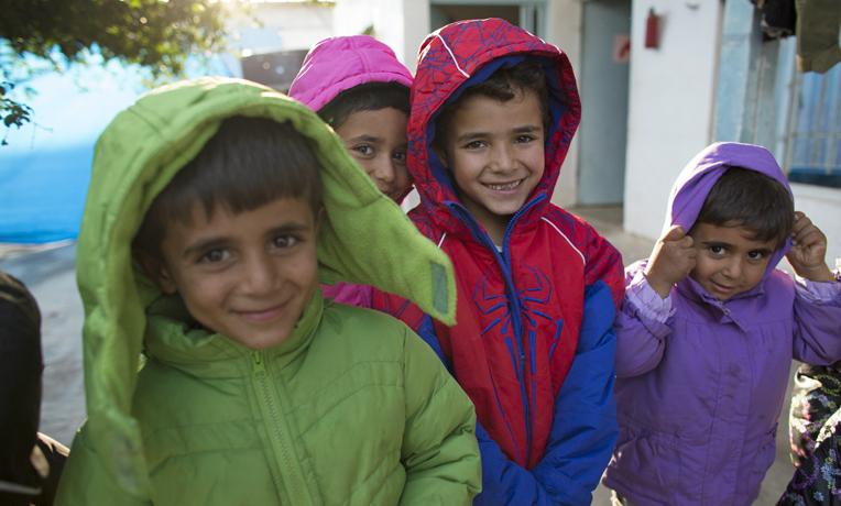 Samaritan's Purse Northern Iraq relief
