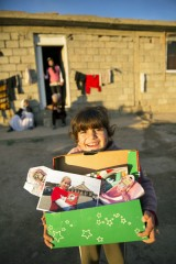 Operation Christmas Child Northern Iraq