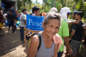 Supplies from Samaritan's Purse are helping Filipinos recover from the second major storm in a little more than a year.