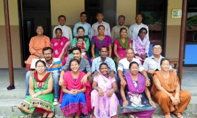Nepal evangelism training