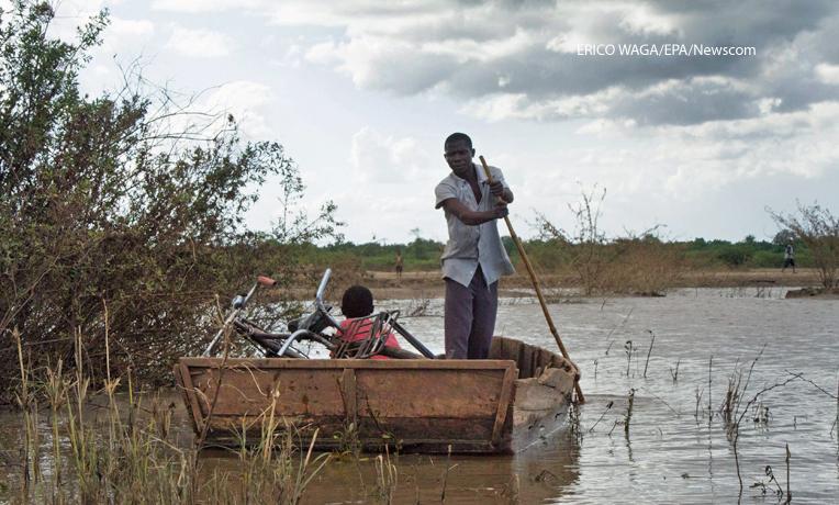 Samaritan's Purse southern Africa flooding response Malawi