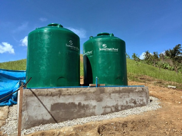Safe Water and Latrines in the Philippines