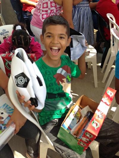 Delivering Joy in Mexico