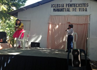 Mexico-distribution-church-skit
