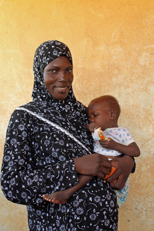 Niger nutrition program