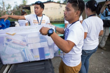 Medical Missions in Eastern Samar