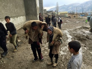Toilets for Displaced Yazidis in Northern Iraq