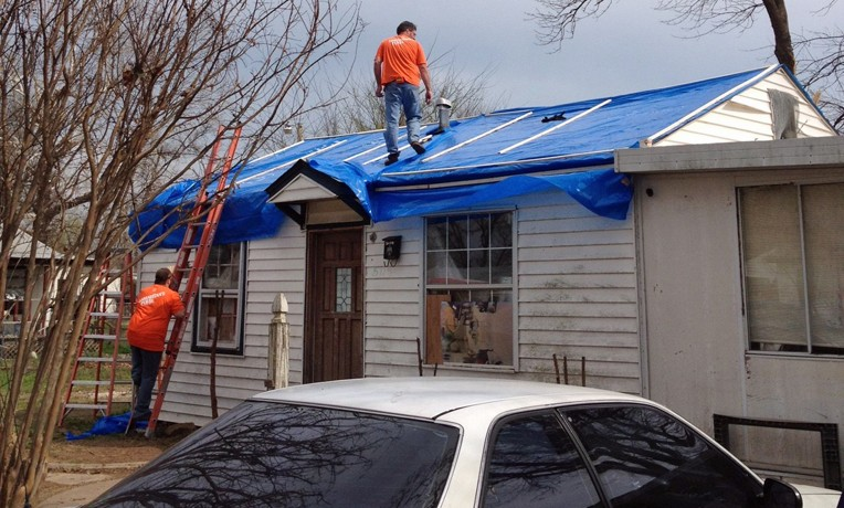 USDR Tulsa tornado response