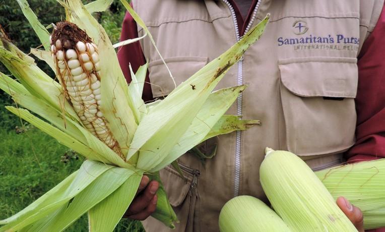 Bolivia agriculture