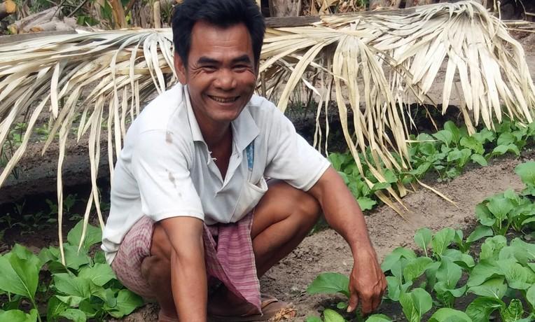 Cambodia agriculture program
