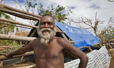 Cyclone Pam response Vanuatu