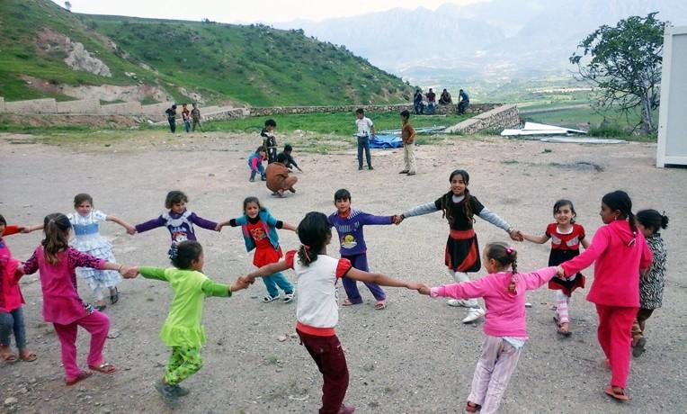 Northern Iraq refugee relief