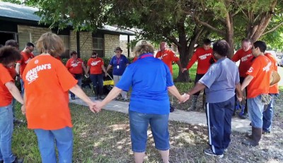 Central Texas flood response United States Disaster Relief