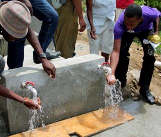Community Celebration in Lebo