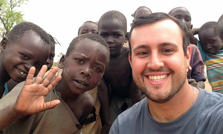 An Internship in South Sudan