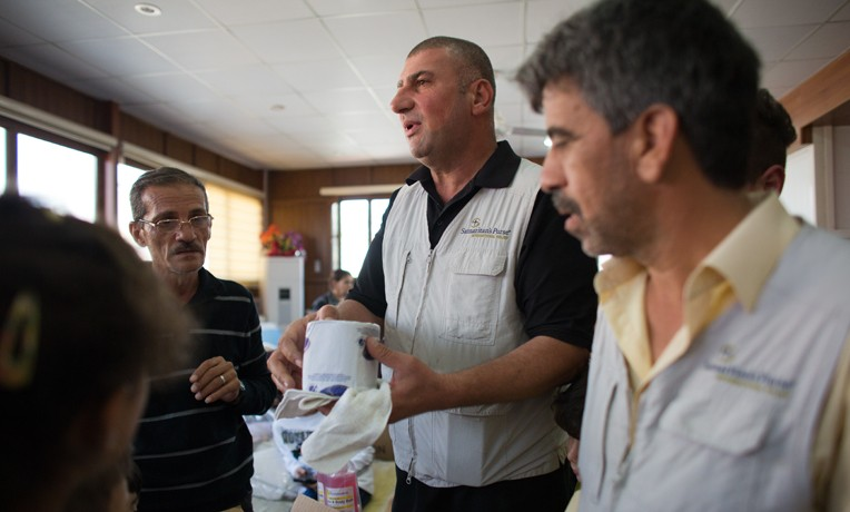 Northern Iraq relief