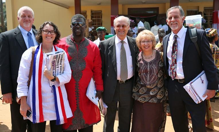 Samaritan's Purse Honored in Liberia