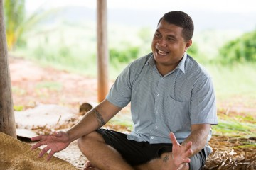 Pastor Waisea is Fiji's coordinator for The Greatest Journey discipleship program.