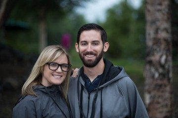 Navy Petty Officer Second Class Logan and Gianna Hale learned how to strengthen their marriage.