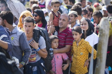 Refugee Crisis in Europe