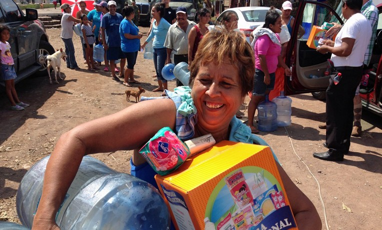 Samaritan's Purse Hurricane Patricia Response