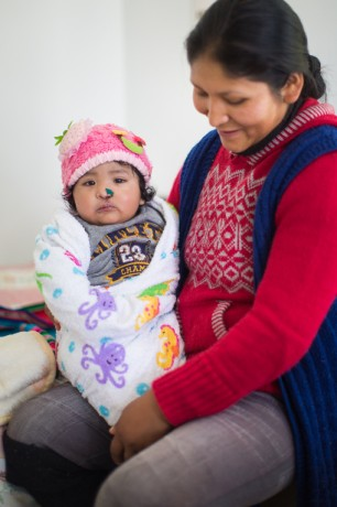 Amalia was very pleased with the results of Ashly's surgery, but knows more work lies ahead.