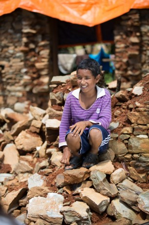 1578NP Nepal Earthquake Update Shelters