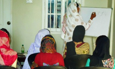 Literacy Opens Doors for Women in South Asia