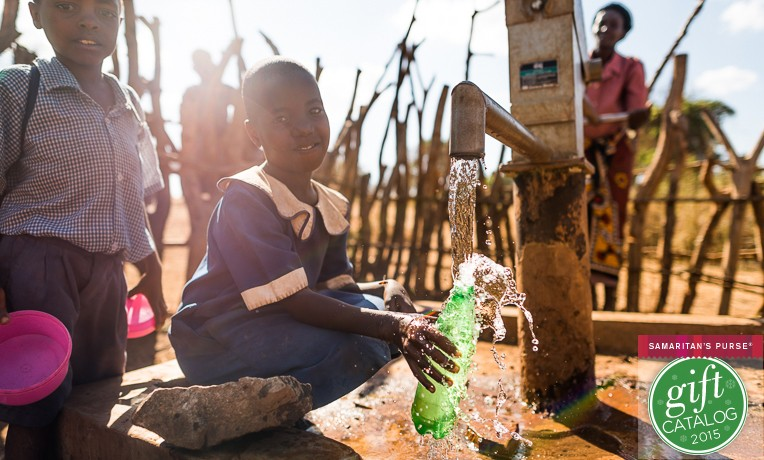 Three Ways to Provide Clean Water to Thirsty Families
