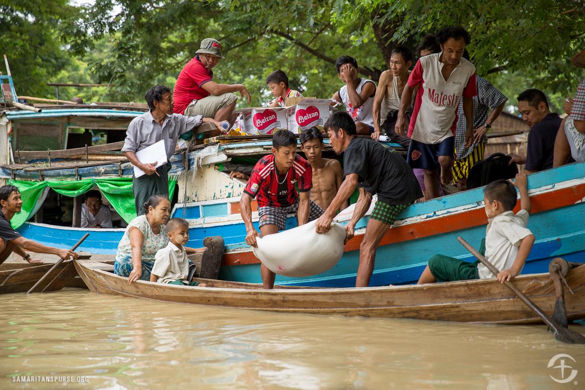 1591BU Myanmar Flooding Response