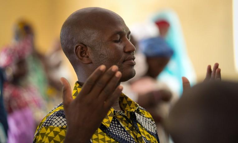 Nigerien pastor