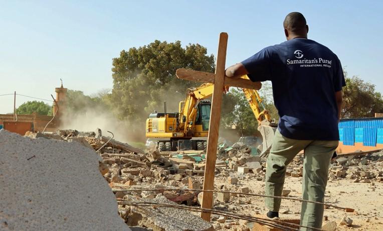 Church Rebuilding Begins in Niger