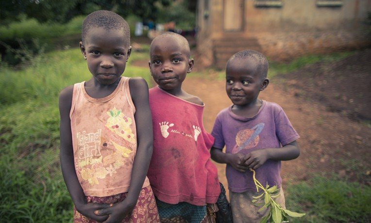 Children, Democratic Republic of the Congo