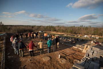 Helping in Mississippi after tornadoes--Samaritan's Purse