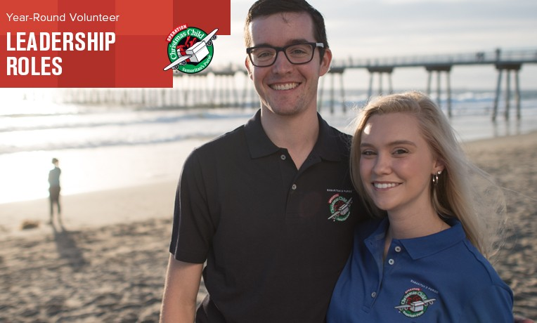 Paul and Ashley Anderson, Operation Christmas Child year-round volunteers
