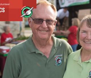 Dale and Carole Cole